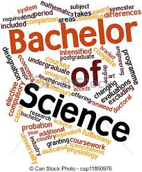 Bachelor of Science in Geology