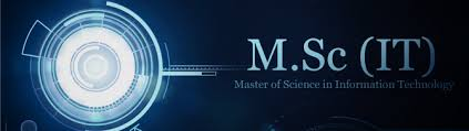 Master of Science in Information Technology (M.Sc.IT)
