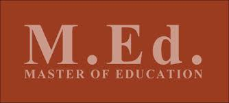 Master of Education Curriculum and Evaluation