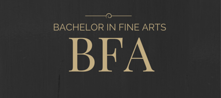 Bachelor of Fine Arts