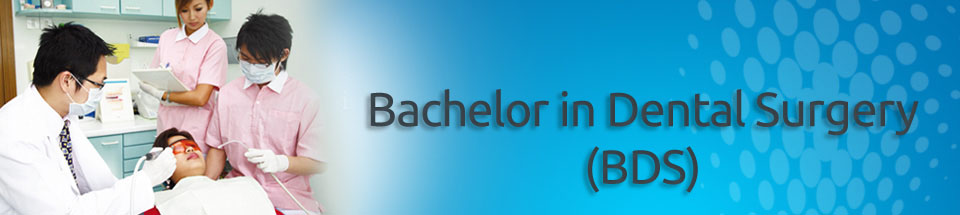 Bachelor of Dental Surgery