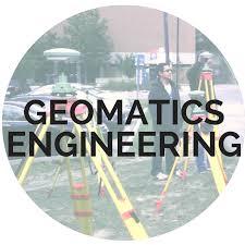 Bachelor of Geomatic Engineering